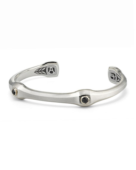 David Yurman Men's 10.5mm Anvil Cuff Bracelet with