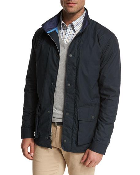 Peter Millar Harrison Field Jacket, Navy