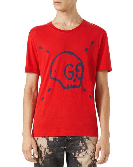 ca7cb60d4823 Gucci GucciGhost T-Shirt