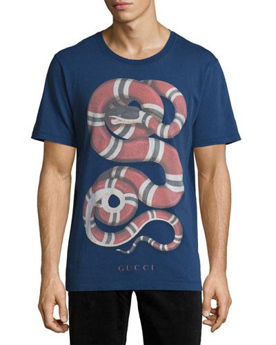 Men's Designer T-shirts at Neiman Marcus