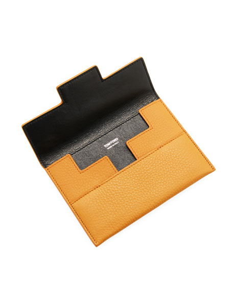 Fold-Over Passport Holder