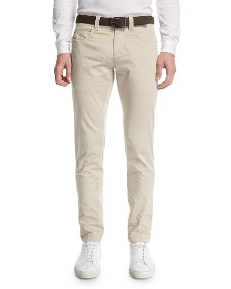 Loro Piana Stache B. Slim-Straight Jeans