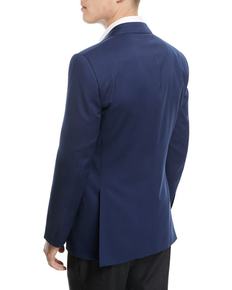 Ralph Lauren Anthony Solid Cotton Sport Coat