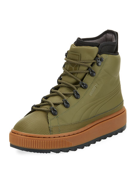Puma The Ren Leather Hiking Boot