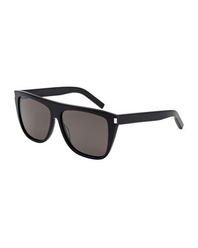 Men's SL 1 Slim Plastic Sunglasses