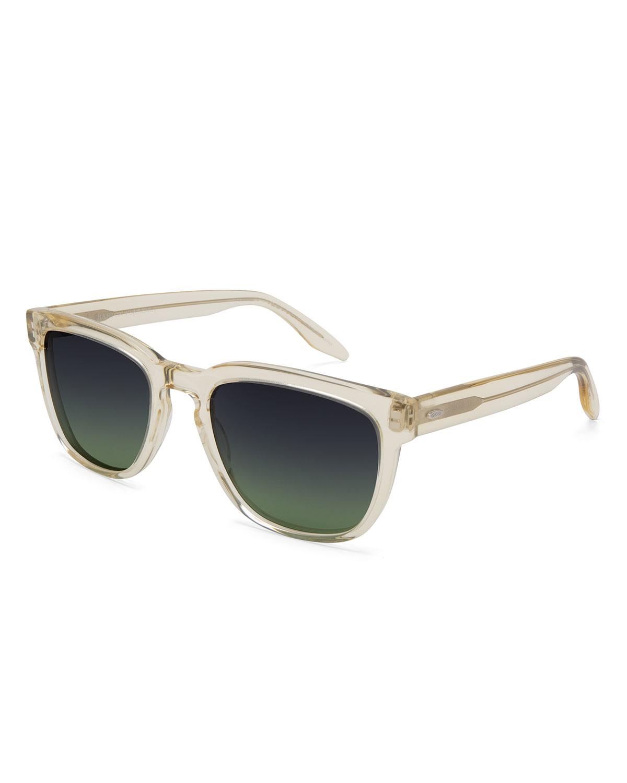 590061df4fe Barton Perreira Men s Coltrane Square Acetate Sunglasses