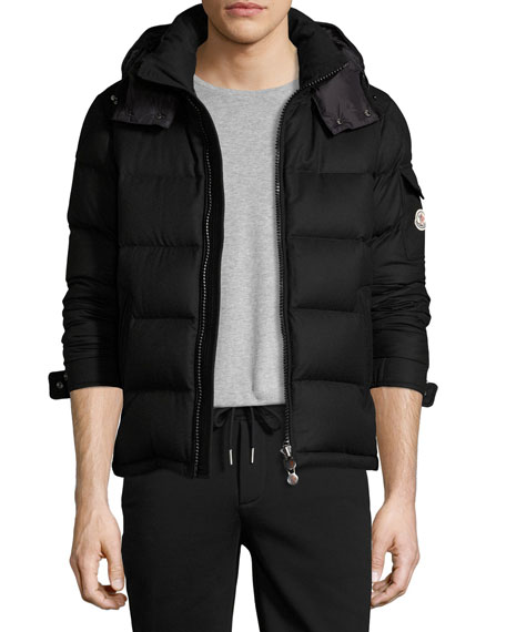 Moncler Montgenevre Wool Down Jacket