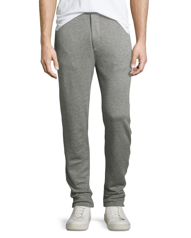 50bffe8c45c Ralph Lauren Ribbed Modal-Pima Cotton Jogger Pants