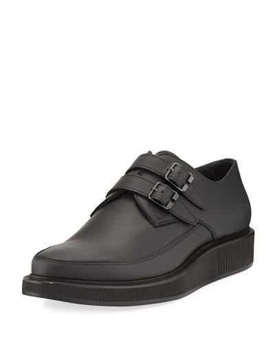Double-Monk Creeper Shoe