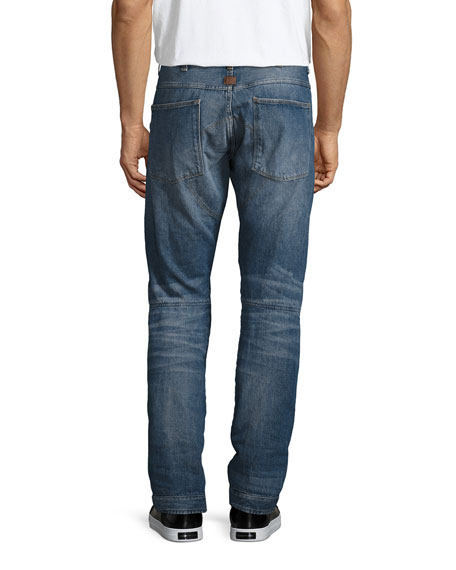 5620 3D Tapered Jeans, Blue