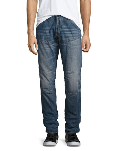 G-Star 5620 3D Tapered Jeans, Blue