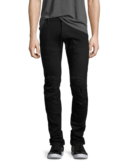 G-Star 5620 3D Tapered Jeans, Black