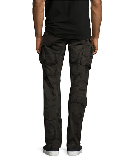 Rovic 3D Tapered Jeans, Camo