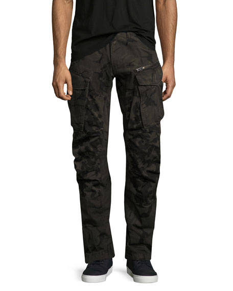 G-Star Rovic 3D Tapered Jeans, Camo
