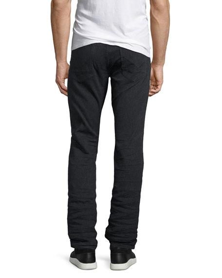 Blake Slim-Straight Jeans, Vigor Black