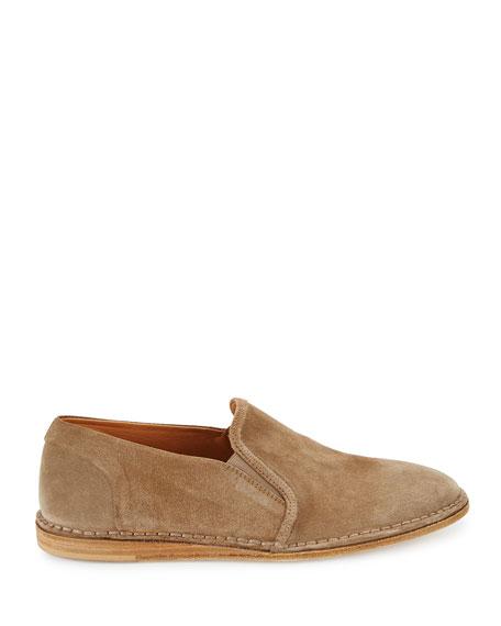 Nigel Suede Slip-On Shoe