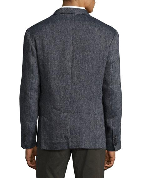 Larson Linen-Blend Jacket