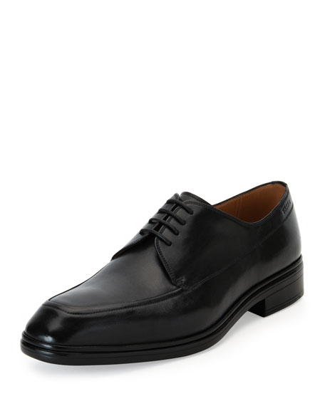 Bally Neill Calf Leather Lace-Up Shoe, Black