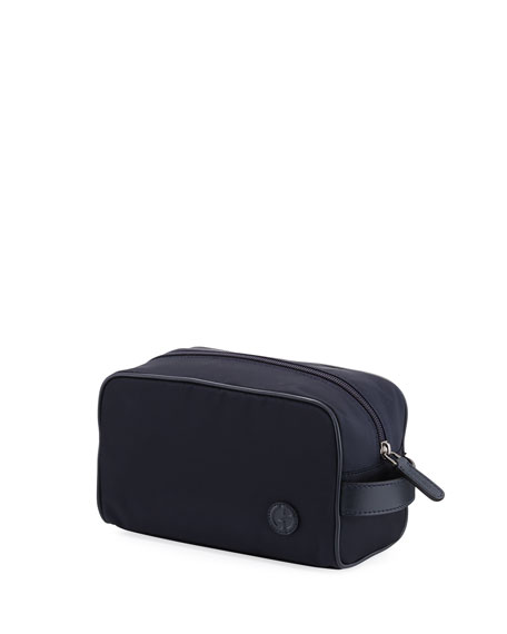 Giorgio Armani Nylon Travel Toiletry Kit