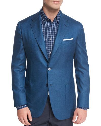 Men's Designer Suits & Blazers at Neiman Marcus