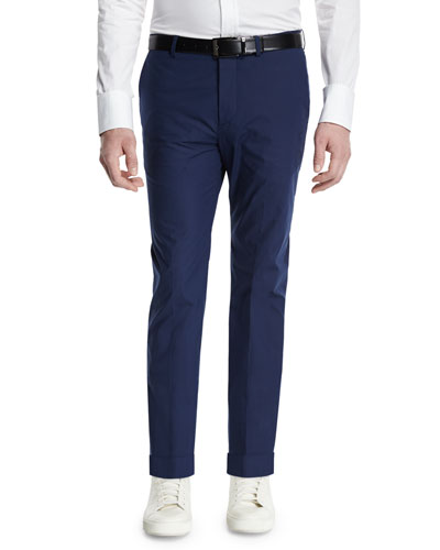 Jake Slim-Fit Twill Trousers, Illumination