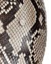 Regulation-Size Python Football, Natural Glazed