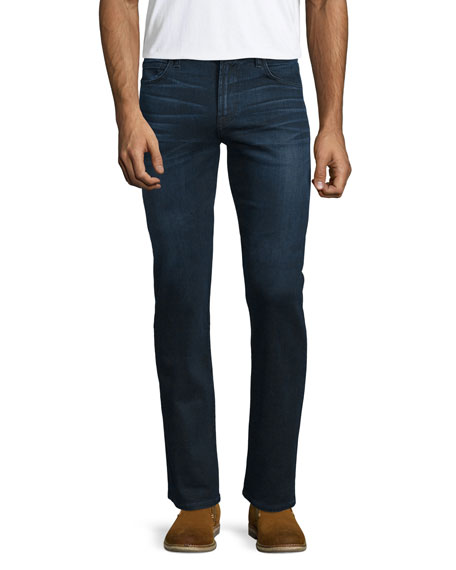 7 For All Mankind Luxe Performance: Straight-Leg Denim