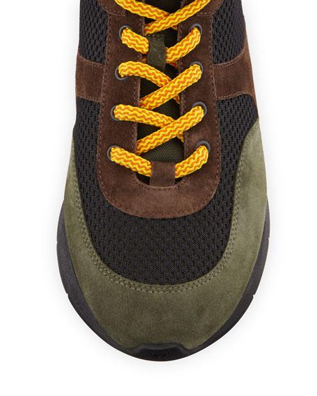 Colorblock Hiker Sneaker