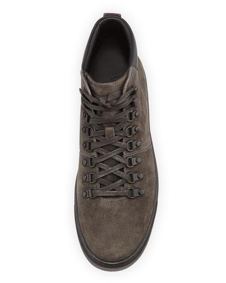 Lancer Suede Hiker Boot