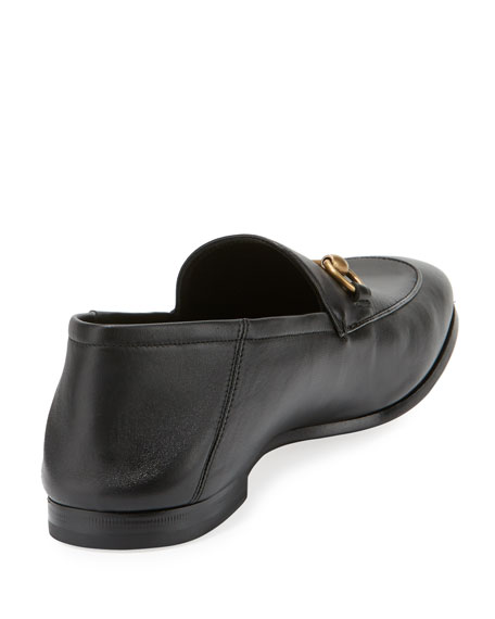 Brixton Soft Leather Bit-Strap Loafer