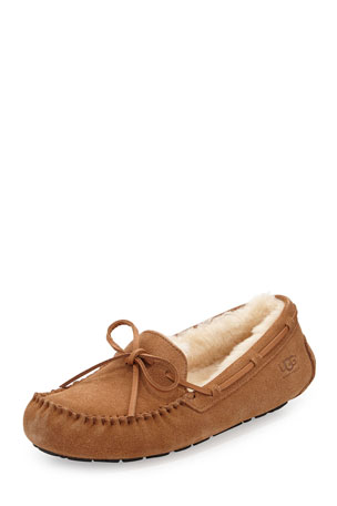 UGG Men's Olsen Chestnut Suede Slipper