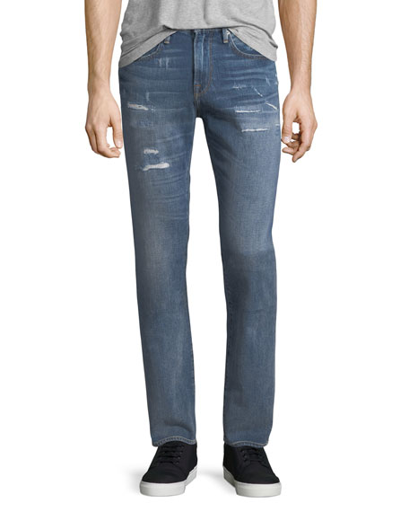 FRAME L'Homme Blue Point Jeans