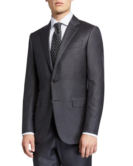 Ermenegildo Zegna Men's Trofeo Milano Two-Piece Wool Suit