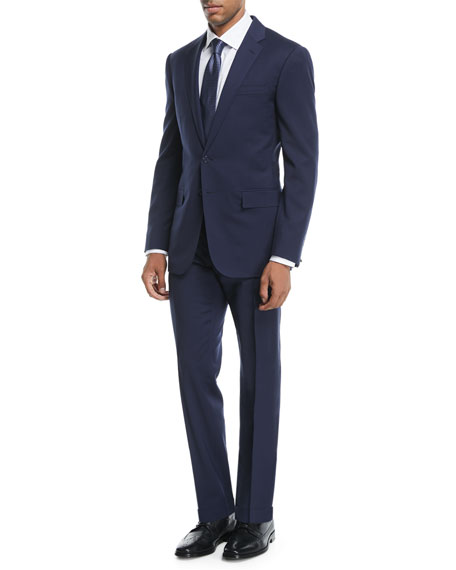 Anthony Wool Serge Suit