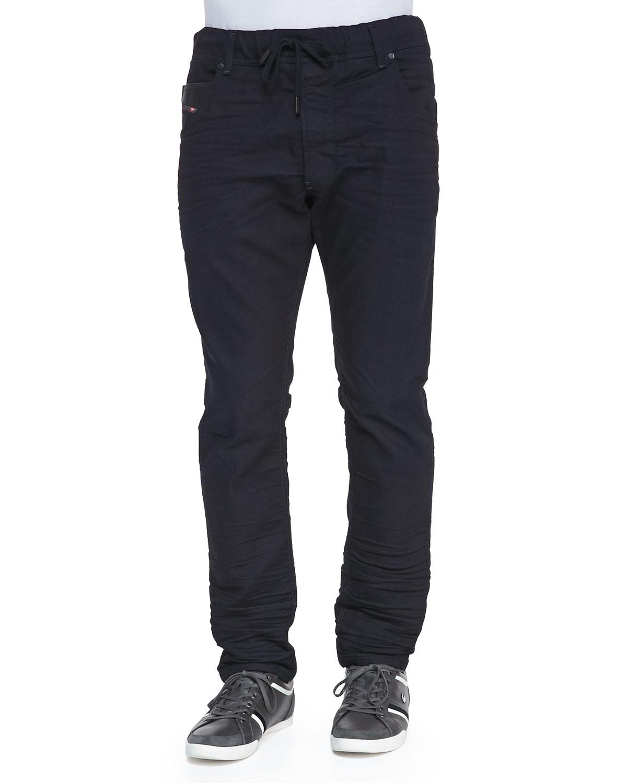 f1b16ff301a Diesel Krooley-Ne Tapered Jogg Jeans