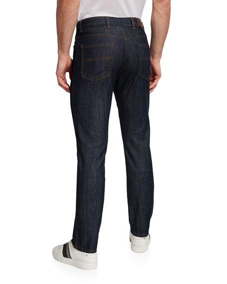Five-Pocket Denim Pants