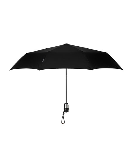 Davek Solo Small Umbrella, Black