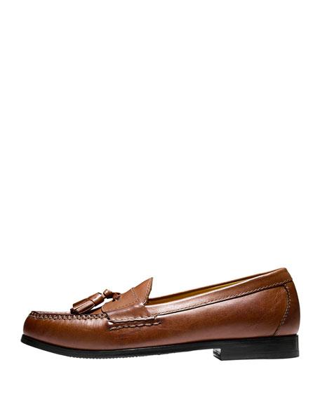 Pinch Grand Tassel Loafer, Brown