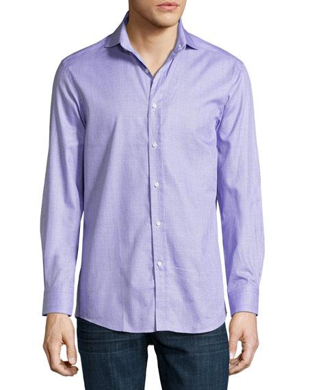 Ralph Lauren Textured Cotton Dress Shirt