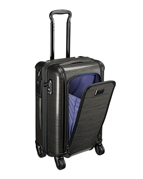Tegralite International Expandable Carry-On Luggage