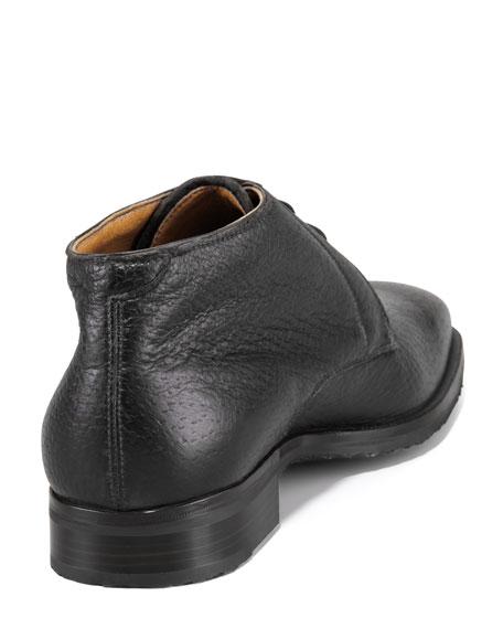 Peccary Chukka Boot, Black