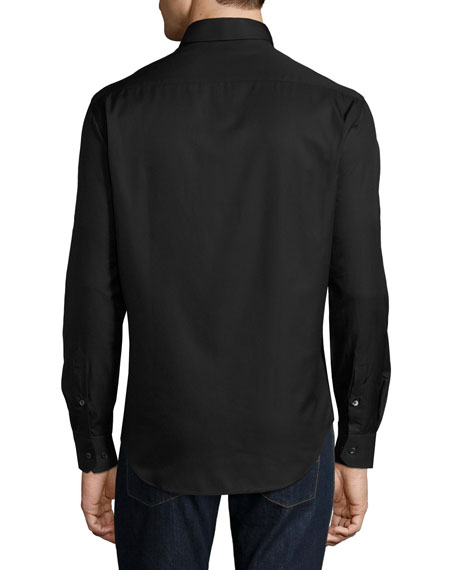 Basic Sport Shirt, Black