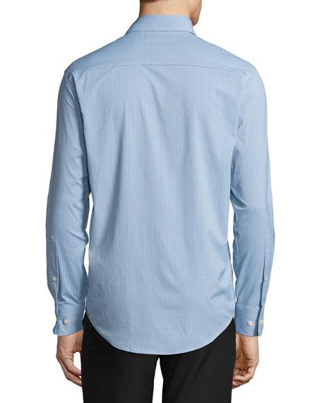 Statler Performance Check Sport Shirt