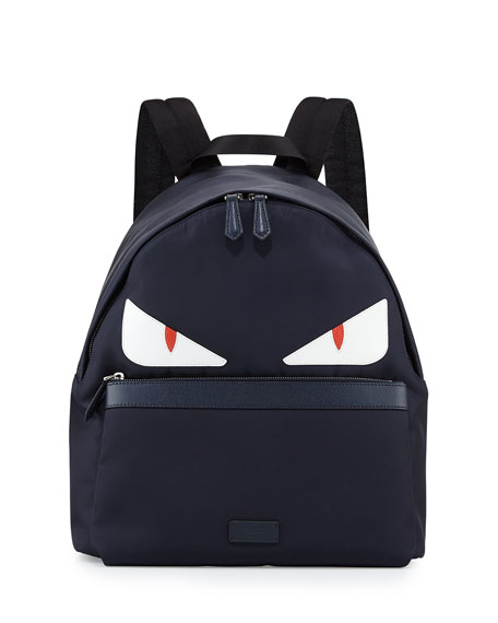 Fendi Monster Creature Backpack