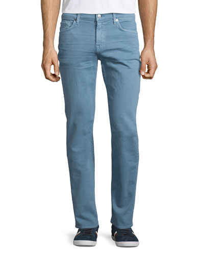 Slimmy Freshwater Denim Jeans, Blue
