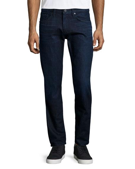 J Brand Kane Archer Medium Wash Jeans, Indigo