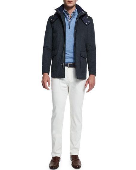 Alpine Five-Pocket Twill Pants