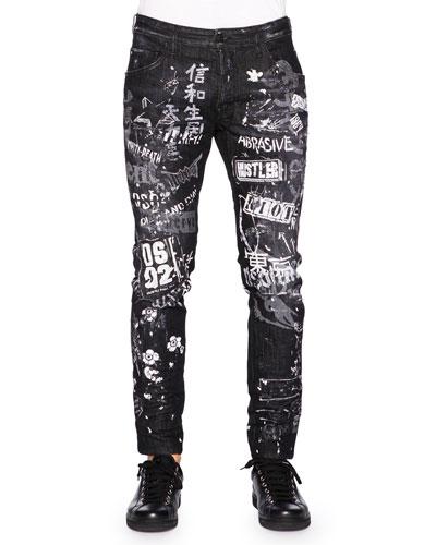 Men's Designer Jeans on Sale at Neiman Marcus