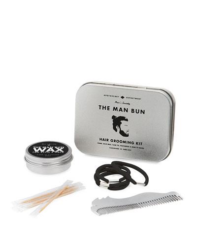 The Man Bun Hair Kit