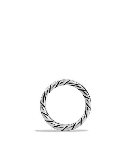 Curb Chain Band Ring